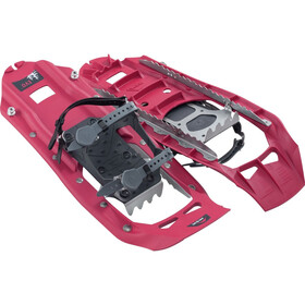 MSR Evo Snowshoes Red